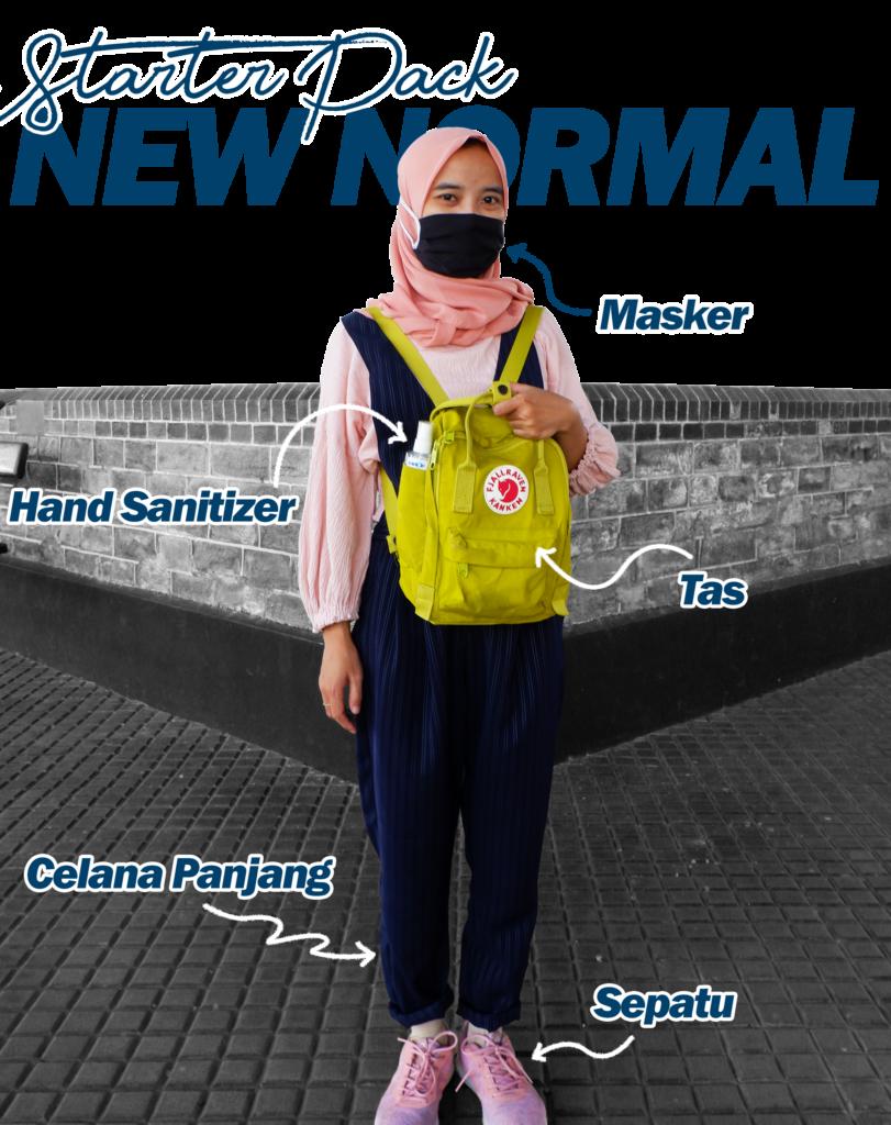 Starter Pack New Normal Untuk Liburan