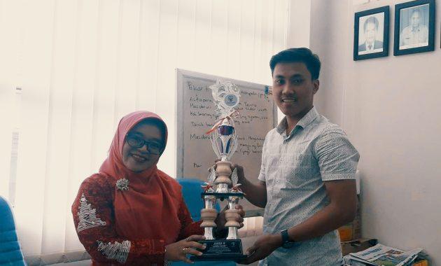 Juara 2 Lomba Blog Kabupaten Semarang Kategori Mahasiswa 2017