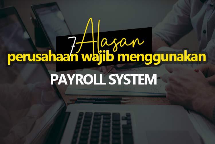 Keuntungan Payroll System