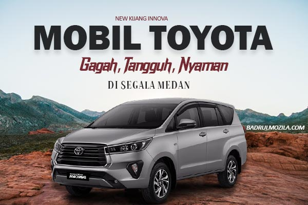 Toyota New Kijang Innova 2020